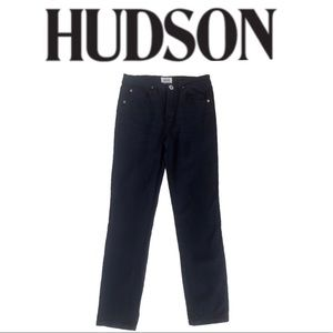 Hudson Dark Indigo Blue Skinny Denim Jeans 26